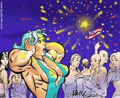 Quadra 'n the Big Bang by LymanDally