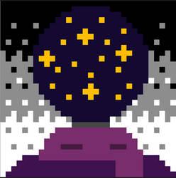 Pixel Steven by C-Cait