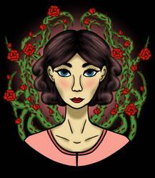 Rosalina Adelle Jenesse Marie Pierron by C-Cait