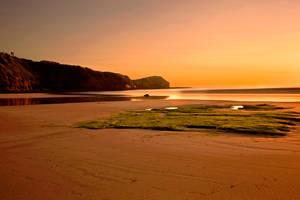 Golden Sunset by medinka