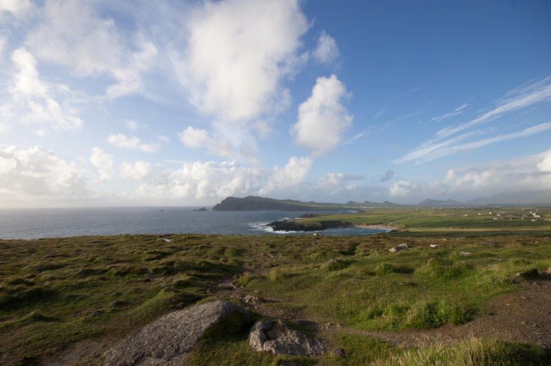 Dingle Peninsula by medinka