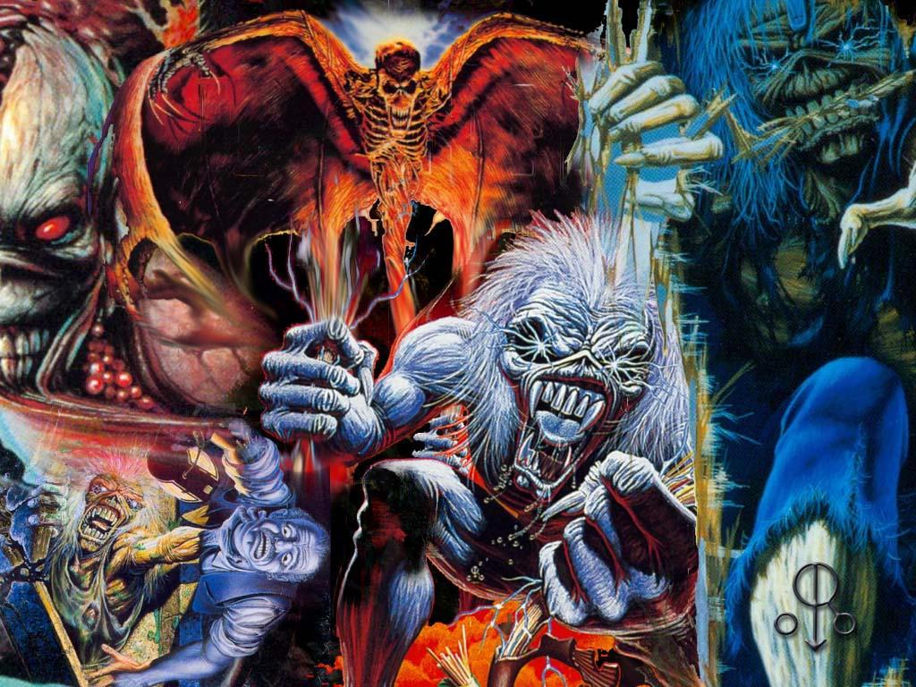 Arte Iron Maiden