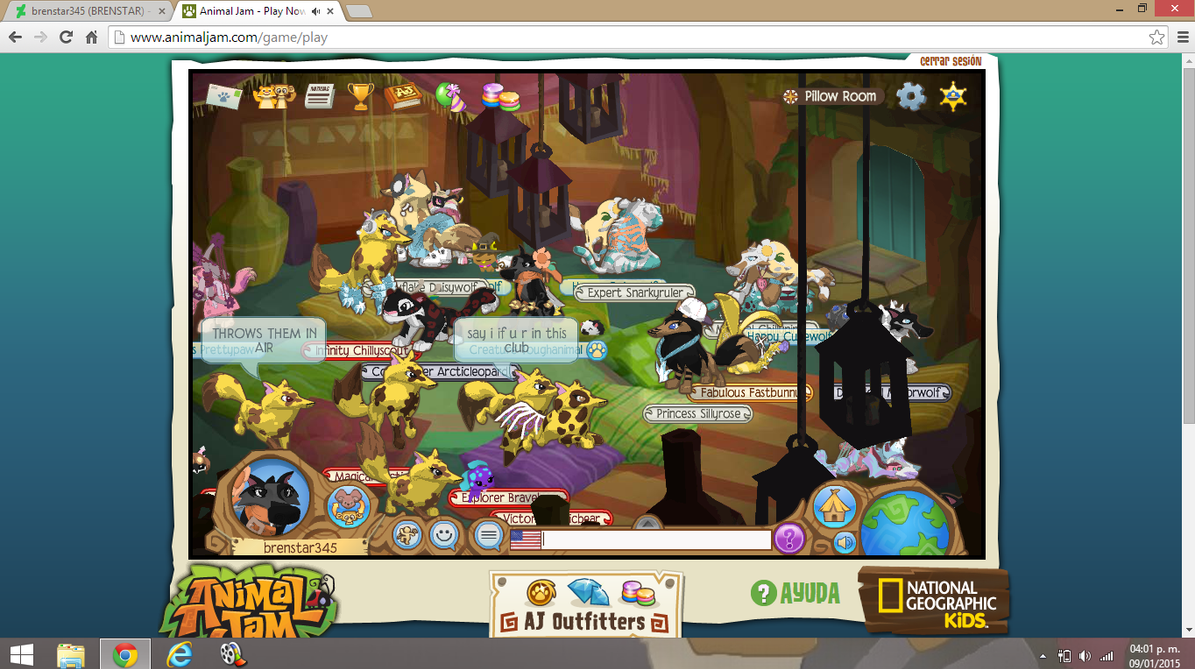 The usernames of Scammers on Animal Jam and how they were trying to scam, posted on the date they were seen scamming on. Please note: older posts may be inaccurate as the people listed may no longer scam. Also: I try my best for accuracy but sometimes I do get it wrong.