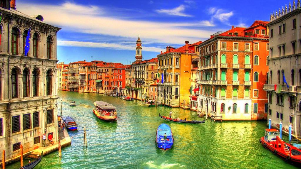 Contadormiami - Venice city by Contadormiami