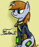 Fallout Equestria Littlepip