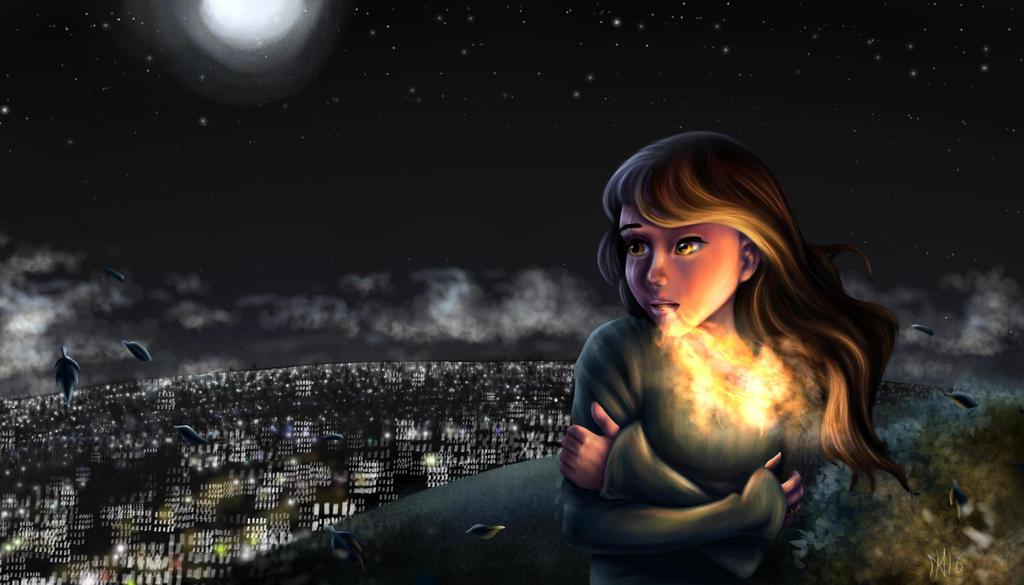 Syris Fire by Sheltie2b