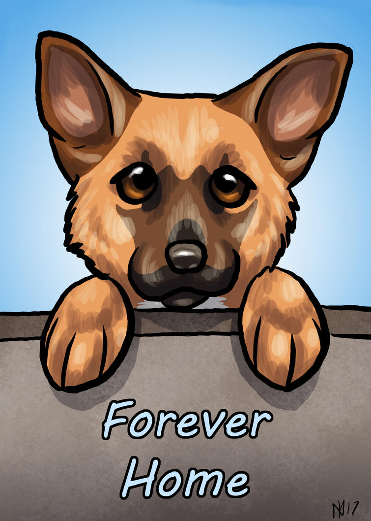Forever Home Cover by Kekreations