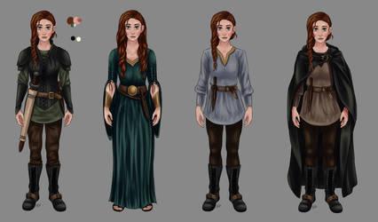 Shira clothing