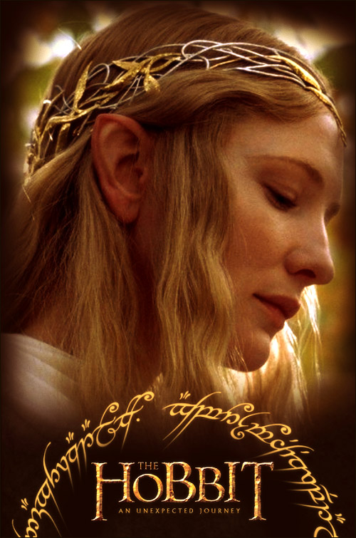 Galadriel - Lady of Light - The Hobbit by YoungPhoenix3191
