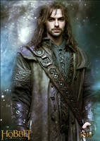 The Hobbit - An unexpected Journey - Kili by YoungPhoenix3191