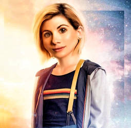 HELLO! I'M THE DOCTOR! - Jodie Whittaker by YoungPhoenix3191