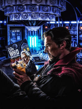 When Doctor Strange met Doctor Who