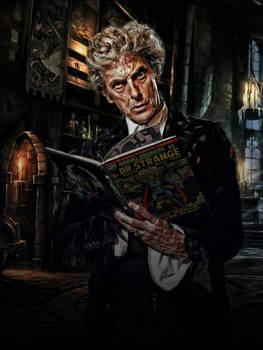 When Doctor Who met Doctor Strange
