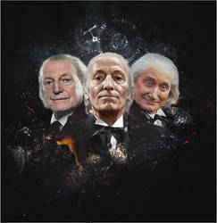 THREE IS ONE - DOCTOR WHO