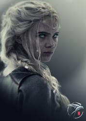 Ciri - The Witcher -  Season 2