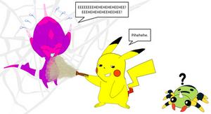 Pikachu's Revenge