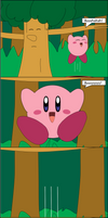 Kirby's Ticklish Trouble Part 1