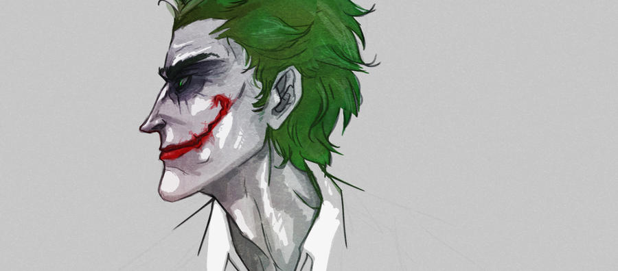 Joker by flaiil