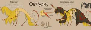 Species: Ortsors