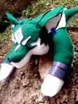 Wolf-Link Plushie