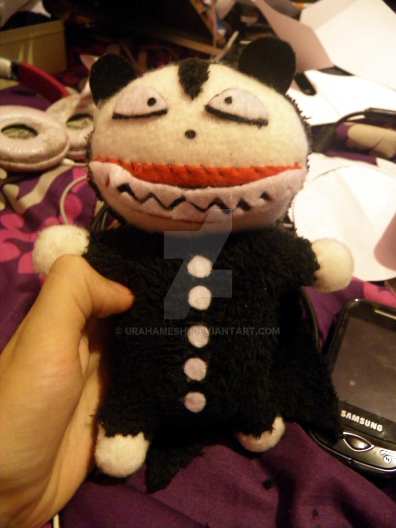 Vampire Doll Nightmare Before Christmas Commission by UraHameshi on ...