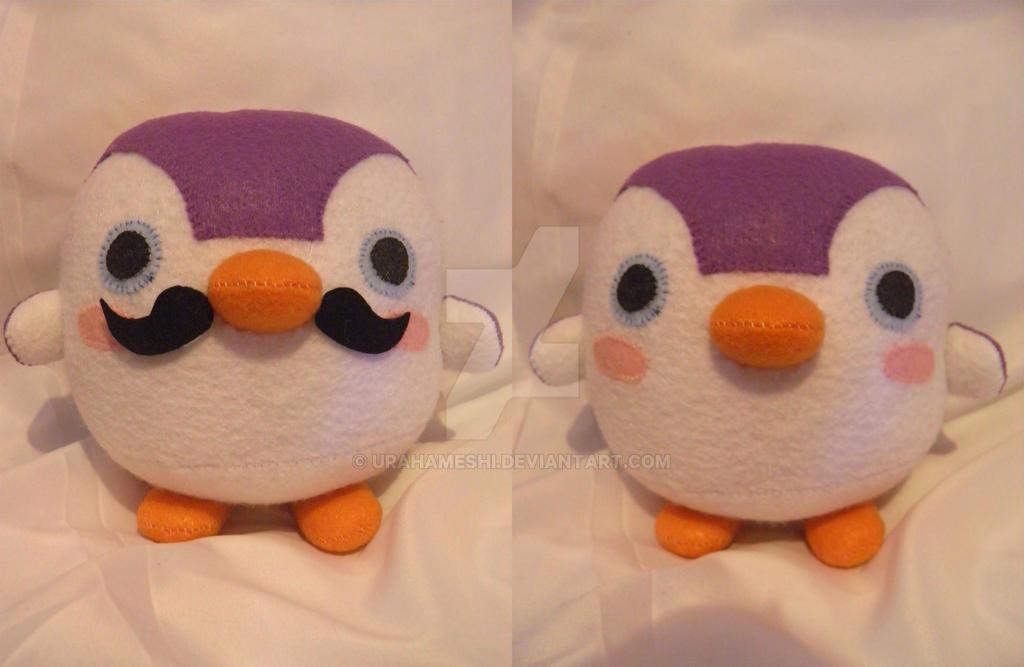 Mr. Penguino by UraHameshi