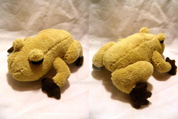 Coqui Plush by UraHameshi