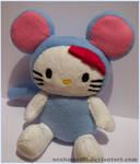 Hello Kitty Rat Costume