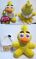 Chica from FNAF Sold