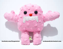 OC Gummy Puff by UraHameshi