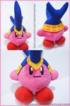 Kirby Beetle Plush by UraHameshi