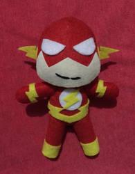 Flash Chibi 6.5inch Plush For Sale by UraHameshi