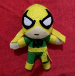 Iron Fist Chibi 6.5inch Plush For Sale by UraHameshi