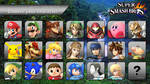 SSB4 - Official Roster