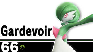 Gardevoir in Super Smash Bros. Ultimate?! by AtomicLugia