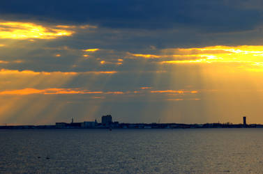 Sunset, 2011-04-15 by ToxicTeaBager
