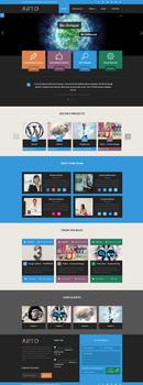ARTo WordPress Theme