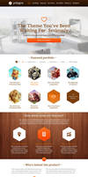 Polygon WordPress Portfolio