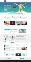 ZAP. WordPress Theme
