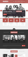 Andreas WordPress Theme by webdesigngeek