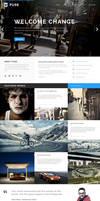 Fuse - Portfolio + Blog Theme