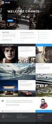 Fuse - Portfolio + Blog Theme by webdesigngeek