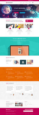 Basement - Responsive Theme