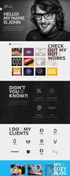 John Joomla Template by webdesigngeek