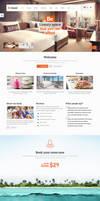 BeHotel WordPress Theme