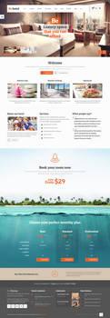BeHotel WordPress Theme by webdesigngeek