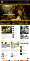 Karo - Magazine WordPress Theme