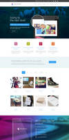 SEVENFOLD - WordPress Theme by webdesigngeek