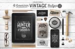American Vintage Badges Part.2