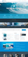 Marine - Retina Responsive Multi-Purpose Theme by webdesigngeek